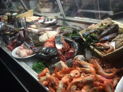 Out In Brum - Le Monde Bar Grill Brindley Place Birmingham - Fish Counter