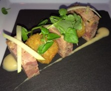 Out In Brum - Moor Hall - Hot Rocks - Ham Hock