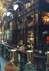 Out In Brum - The Old Joint Stock - Bar