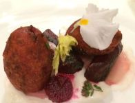 Out In Brum - Bistro 1847 - Beetroot