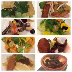 Out In Brum - Bistro 1847 - Montage