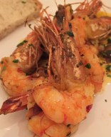 Out In Brum - COMiDA Tapas -  Prawns Gambas