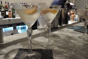 Out In Brum - Bar Opus - Martinis