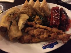 Out In Brum - Bugis Street at Millennium Copthorne - Starter Platter