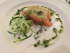 Out In Brum - MPW Xmas - Salmon Terrine