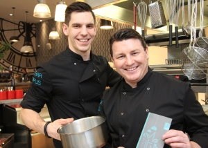 BAR OPUS Chefs Gareth Wayt and David Colcombe pic 1