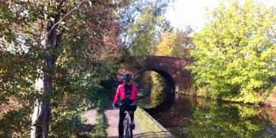 Bike To Breakfast - Canalside ride