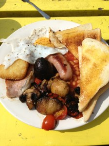 Bike to Breakfast - Cherry Reds Kings Heath