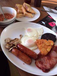Bike To Breakfast - Moseley Street Cafe