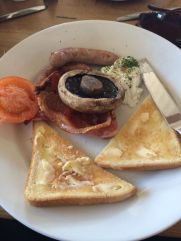 Bike To Breakfast - Packington Moor Farm