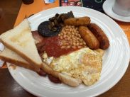 Bike to Breakfast - Victoria Square Cafe