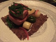 Out In Brum - The Edgbaston - Beef Sirloin