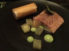 Out In Brum - The Edgbaston - Smoked Eel