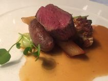Out In Brum - Turners - Venison