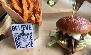 Out In Brum - Big Papas B South at the Sunflower Lounge - Cola Beef Brisket