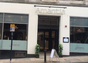 Out In Brum - Amantia - Exterior