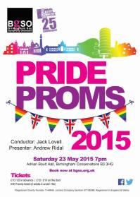 Birmingham Pride 2015 Proms