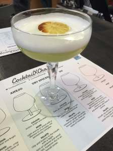 CocktailXChange - Out In Brum - The Maestro Cocktail