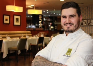 Opus chef Ben Ternent pic 1