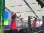 Out In Brum - Pride 2015 - Boney M Main Stage 2