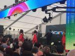 Out In Brum - Pride 2015 - Boney M Main Stage