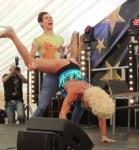 Out In Brum - Pride 2015 - Cabaret Tent - Sebastian 3