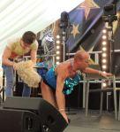 Out In Brum - Pride 2015 - Cabaret Tent - Sebastian 4