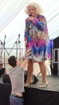 Out In Brum - Pride 2015 - Cabaret Tent - Sebastian 5