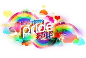 Out In Brum - Pride 2015 - Logo