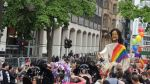Out In Brum - Pride 2015 - Parade - Jesus
