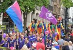 Out In Brum - Pride 2015 - Parade - LGBT Scouts