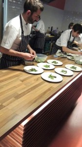 Out In Brum - Harborne Kitchen - Chef Mike Bullard