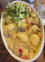 Out In Brum - Gas Street Social - Gnocchi