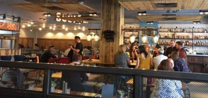 Out In Brum - Gas Street Social - Interior