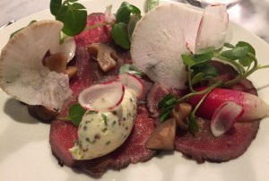 Out In Brum - Harvey Nichols - Carpaccio