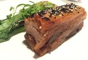 Out In Brum - Harvey Nichols - Pork Belly