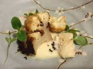 Out In Brum - Man And The Myth - Cauliflower and Salt Cod