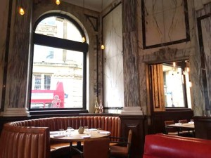 Out In Brum - Nosh & Quaff - Dining Room