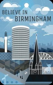 Independent Birmingham Card