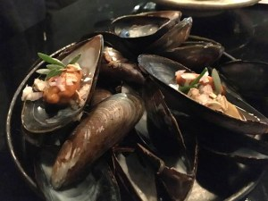 Out In Brum - Nomad - Mussels