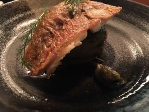 Out In Brum - Nomad - Red Mullet