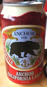Out In Brum - Original Patty Men OPM - Anchor Lager