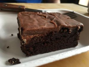 Out In Brum - Original Patty Men OPM - Kimmy Loves Cake Brownie