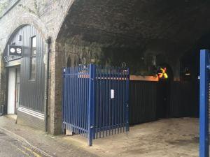 Out In Brum - Original Patty Men OPM - Railway Arch