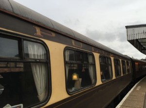 Out In Brum - Vintage Trains - Coaches