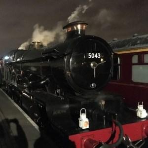 Out In Brum - Vintage Trains - Locomotive