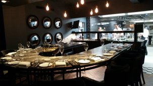 Out In Brum - Adams Restaurant - Chefs Table