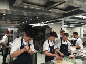 Out In Brum - Adams Restaurant - Chefs