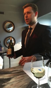 Out In Brum - Adams Restaurant - Shaun Sommelier
