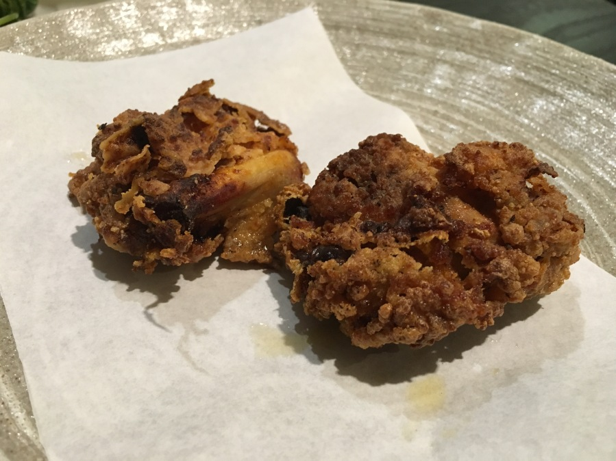 Out In Brum - Tim Anderson - JFC Japanese Fried Chicken